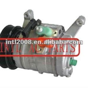 Ar condicionado compressor ac 10s15m chrysler pt cruiser 6pk 5058034aa 5058034ab 5088030ac 447170-7040 05058034aa 05058054ab