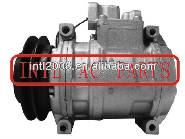 auto ac compressor for 1990-1991 928 10PA20C with PV1 pulley