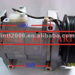 10s17c compressor de montagem para honda accord 2003-2008 oem#4711538