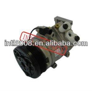 China supplier PV6 ac Compressor DKS17DS Daewoo SSANGYONG REXTON 3.2 2001-2006 01-06 2005 2003 04 1621303011 506012-1220K 506012-1220 162130301