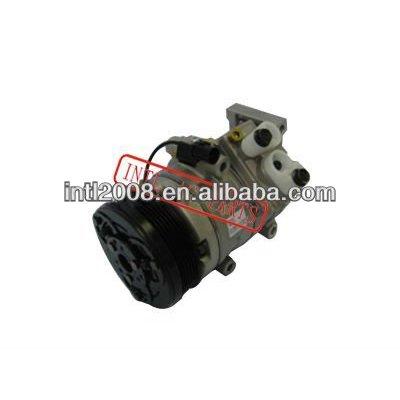 Pv6 compressor ac dks17ds ssangyong rexton 3.2 2001-2006 01-06 2005 2003 04 1621303011 506012-1220k 506012-1220 162130301