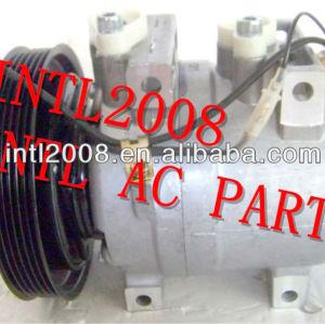Calsonic ac ar condicionado compressor para mercedes- benz sprinter vito musso ssangyong korando daewoo 506021k140 5060212700 6611303115