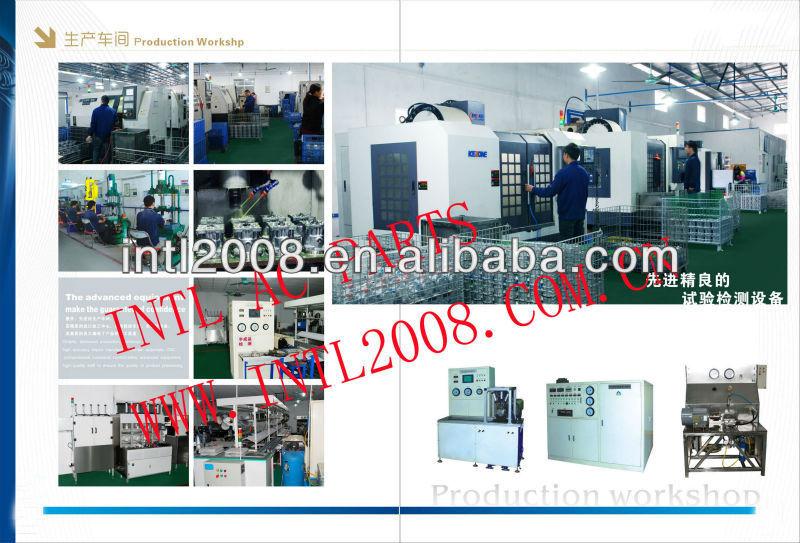 Sanden TRSE07 a/c compressor for 2006-2010 Acura CSX/ for Honda 2.0L gas 38800RRBA010 38800RRBA010M2 38800RRBA01RM 38810RRBA01