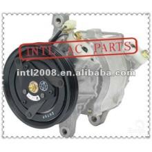 Sc06e pv4 auto compressor para daihatsu sirion m100 1.0l/toyota duet 1998-2005 1999 2000 2001 2002 2003 2004 447300-588 7200-990