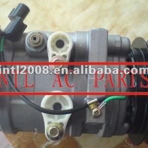 Auto sp21 um/c compressor ac para 2004 ford transit/ford freestar 4.2l 4pk com polia
