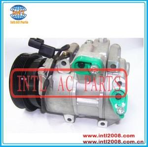 Doowon 6SBU16 A/C Compressor for Kia Rondo EX 2.4l /KIA CARENS 2.0 07-09 97701-1D200 977011D200 20-21975