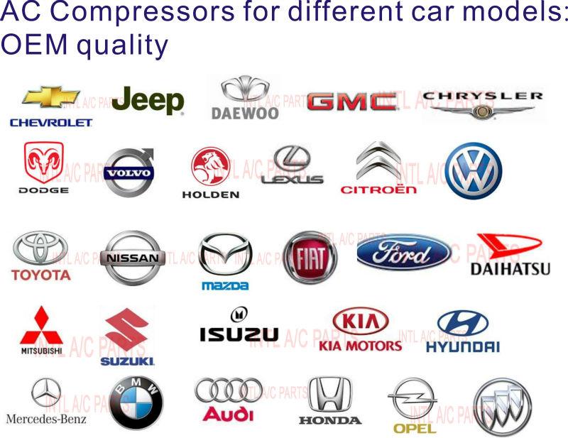 V5 AC compresor for Renault Avantime/Espace/Master/Megane/Scenic/Trafic /Nissan Interstar/ Opel Movano Vivaro 1135309 7700105765