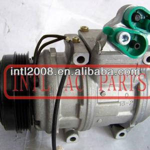 denso 10pa17c auto compressor da ca pv4 polia para mitsubishi
