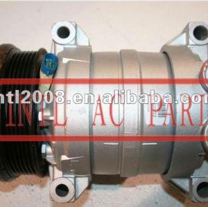 Gm ht6 compressor ac com sulcos 6 embreagem para chevrolet astro v6/gmc safari ( xt ) 1996-2005 1136518 1136556 1136579 251282