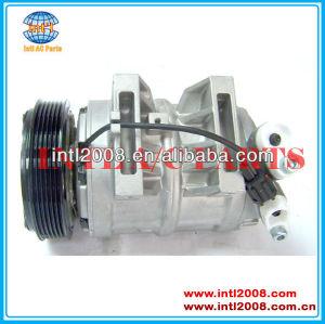 Dks17ch compressor ac para nissan serena 1. 6 2. 0l 1992-2005 2002 92600-cx000 92600cx000 506012-0231 506211-7942 5060120230