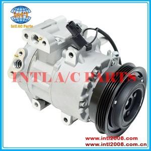 Usado para kia spectra/spectra5 l4 2.0l 2007-2009 auto compressor da ca 97701- 0e125 97701- 2f130 977010e125 977012f130 10984c co