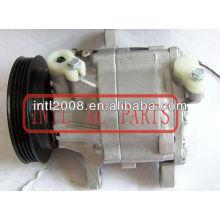 Polia 4pk denso sc06e ar condicionado compressor ac para toyota/daihatsu terios 2002-2007 447220-6900 247300-2251 88310-87405