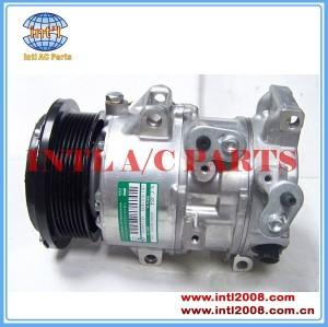 Denso 6SEU16C Compressor AC para TOYOTA CAMRY XV40 2.4L 2007-2009 447260-1208 447260-1203 88310-06240 88310-42270 88310-06330