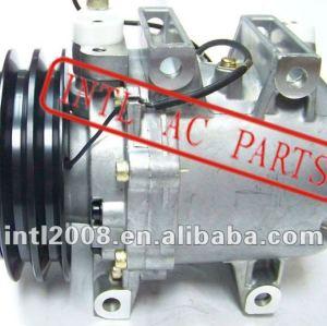 Um carro/c compressor de ar condicionado para isuzu dmax kb250 kb300 2.5d 3.0td 99- 8973694150 a4201178a5000 2407460101p con air bomba