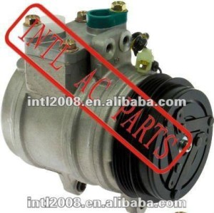 Delphi sp10 ar compressor ac do carro para chevrolet daewoo matiz m100( 98- 01) 96256053 96314801 96528117 96528118 717639 93741202