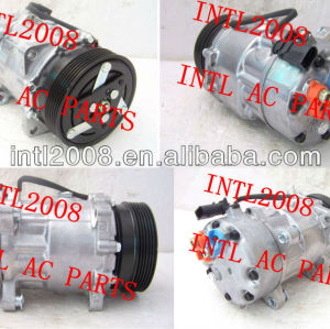sd7v16 1215 1278 de ar do carro compressor ac para ford audi seat skoda vw 1j0820803f 1j0820803l 1j0820803j 7m3820803 ym2h19d629bb 7v16