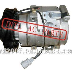 Ac auto compressor 10s15l/kompressor 10s15l para toyota altis corolla 1.6 1.8 oem#447280- 0100 447200-4272 447220-4450