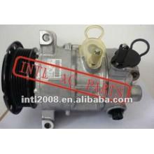 Ar condicionado denso compressor ac dodge caliber jeep patriot bússola chrysler sebring 5058228ae 5058228ai p55111423af 447190-5050