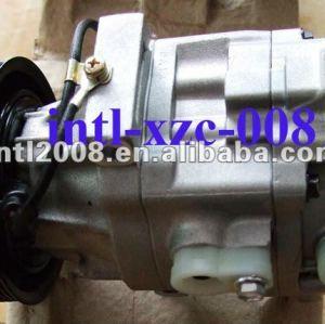 Pv6 scsa06c compressor ac toyota mr2 spyder corolla verso de 2000-2004 2002 02 447220-6240 447220-6244 447220-6272 447300-8780