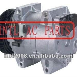 Pv6 DKS17D compressor ac Volvo S60 S80 V70 XC90 XC70 2000 - 2005 2003 2004 2009 506011-9733 506012-0821 30665339 30742206 8602278