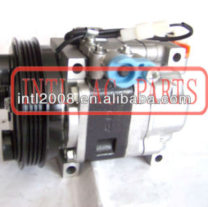 4PK polia da embreagem PANASONIC SA11 Air ac compressor para Mazda 323 1.3 1.5 1.6 SA11-A1-AA4PN SA11A1AA4PN BC1F-61-450 BC1F61450