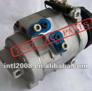 Auto bomba de ar compressor ac 10s17c para bmw x5/e53/3.0 oem#64526921650 64528377067