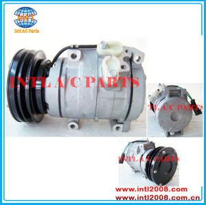 Denso 10s17c compressor ac usado para escavadeira cat320 cat320c cat320d 447220-3848 231-6984 245-7781 201-3837 259-7244
