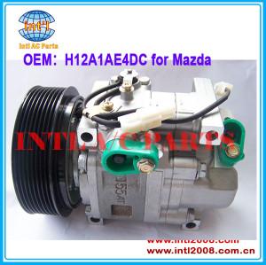 Panasonic ar compressor ac para mazda 5 6 diesel 2002-2008 gj6f-61-k00a gj6f61k00 gj6f61k00b h12a1ae4dc h12a1ae40c h12a1a24dc