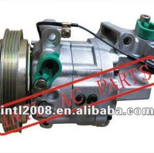 Auto um/c compressor bomba dkv14g para nissan sentra gsx oem: 92600- 7j100 926007j100