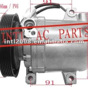 Auto compressor da ca para cr14 cr-14 nissan almera primera 84834-45010 8483445010 926002j203 926002j204 926002j205