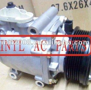 Pv6 scroll compressor ac para ford e150 e250 e350 e450 e550 lincoln mercury 2002-2007 1l2z19703aa 1l2z- 19702- dd 6511472