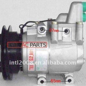Compressor para ford ranger/mazda b2500/b2900 mazda oem p/n uh8161450 f500rzwla-07 97701-34700