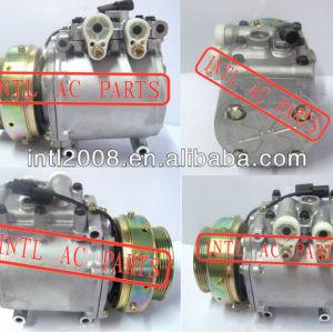 Pv5 msc90c carro compressor ac mitsubishi carisma lancer ce mirage colt 92-04 akc200a203f mr201199 akc201a203a 30614023 mr189104