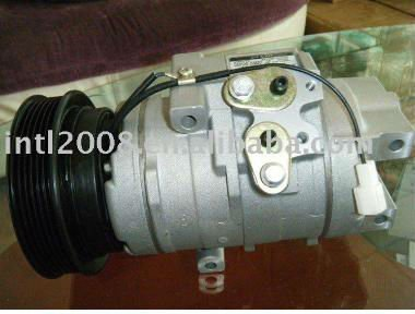 Denso 10s20c carro ar condicionado compressor ac para acura mdx, honda odyssey, honda pilot 1999-2004