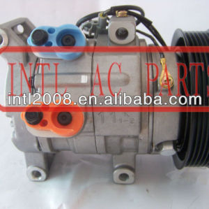 Denso 10s11c ac ac compressor toyota hilux kun16r kun26r 3.0 1kd-t turbo diesel 1kd ftv kavac fortuner 447260-8020 4472608020