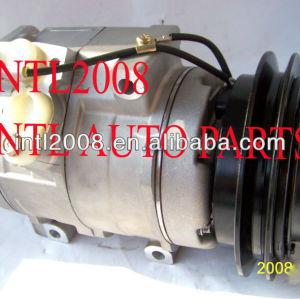 Denso carro 10s17c con air compressor ac para toyota prado 2005 ascendente 88310- 6a150 88310 6a150 883106a150 447180-5400 4471805400