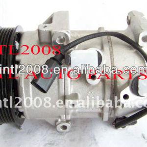 Ar condicionado do carro compressor ac para toyota desejo 1.8 88310-68010 447180-7200 447180-7204 8831068010 bomba de ar condicionado