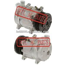 ar condicionado compressor ac para delphi v5 gm pv8 118mm 12v