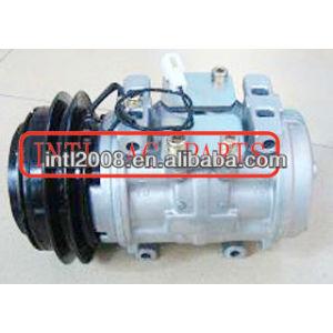DENSO 10P17C ac compressor BENZ W126 560SL 560SEL 560SEC 5.6 /420SEL 4.2 1986-1991 0002341411 047200-6470 0002302511 A0002302511 1161310001 147100-1430 CO 6003RW