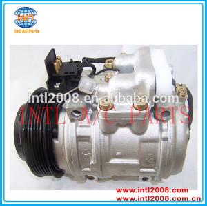 denso 10pa15c compressor ac para mercedes benz mb varias w124 w201 w463 0002301111 0002301811 a1021310101 0002340611 a0002302411