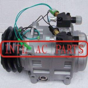 2pk dks32 tm31 um ônibus/c compressor( kompressor) com válvula de controle compresseur compresor aire acondicionado tm31 dks32 ônibus