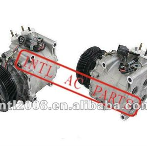 Sanden TRS090 3654 4913 4978 4968 compressor ac carro para Honda Civic Honda Accord 97-02 38800PDEE01 38800PDEE010 38800PLAE020