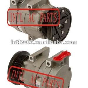 Compressor para v5 buick century/ regal/ chevy lmpala/ lumina/ malibu/ monte carlo/ venture/ oldsmobile alero/ facão