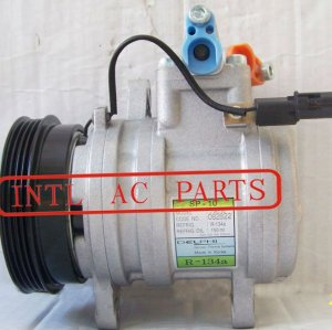 Kompressor bomba para hs11 kia picanto 2004-2006 oem#97701- 07100 9770107100 97701-07110
