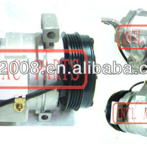 Compressor de ar auto bomba 10s20f para cadillac chevrolet gmc v8 2000-2010 oem#15081861 447220-3063