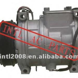 Kompressor ac bomba 10pa17l aplicável para bmw 7 e32 bmw 8 e31 oem#64521382768 64528390482 64528390912