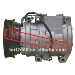 Kompressor Auto AC Pump 10PA17L TOYOTA CAMRY (_V1_) 3.0 (VCV10) 1991-1996 China maunfacturer 147200-8875 1472008875 88320-33030