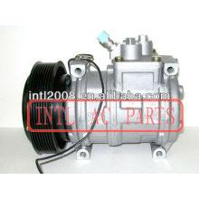 Denso 10pa17c ar compressor ac para trator john deere at172975 447200-5963 4471009790 447200-2525 at172376 at168543 4472004933