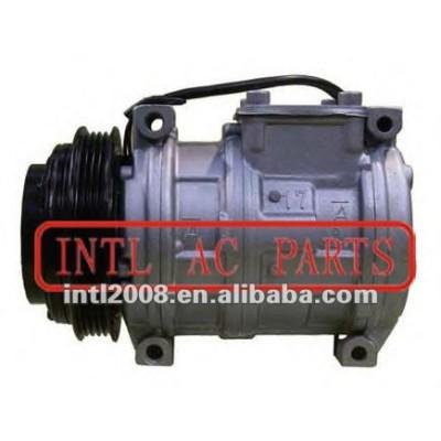 10PA17C Kompressor bomba AC Auto aplicável para JAGUAR OEM # MNA7300AA 810827044