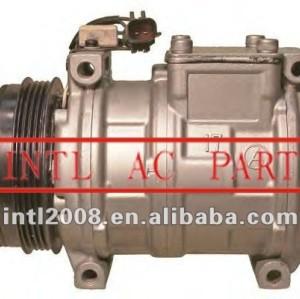 10pa17c kompressor ac auto bomba aplicável para land rover btr4717 oem#810827041 447100-3290 447100-3290